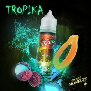 12 Monkeys - Tropika E-liquid