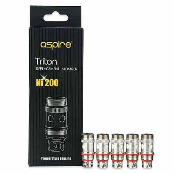 ASPIRE TRITON NI200 COIL HEAD 5 PACK