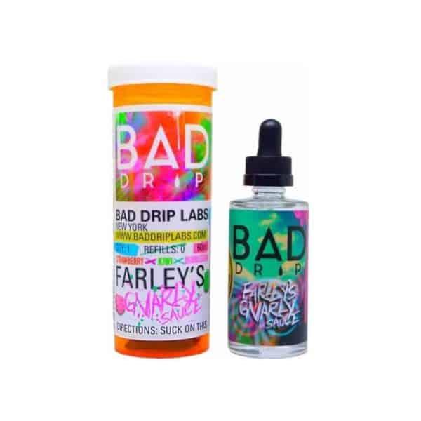 Bad Drip - Farleys Gnarly Sauce E-liquid