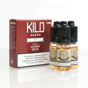 Kilo Cereal Milk E-liquid 3 X 10ML