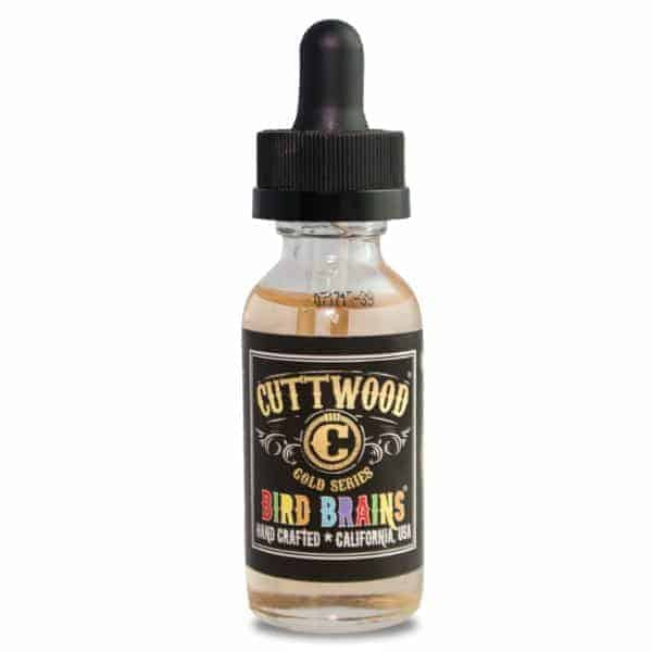 Cuttwood - Bird Brains E-liquid