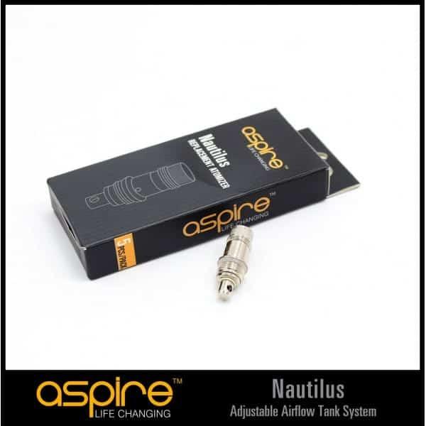 Aspire Nautilus BVC Atomizer Head Coils 5 pack 2