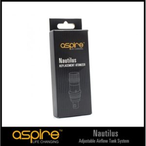 Aspire Nautilus BVC Atomizer Head Coils 5 pack