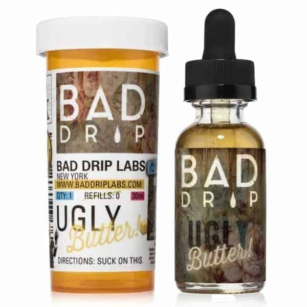 Bad Drip - Ugly Butter E-liquid