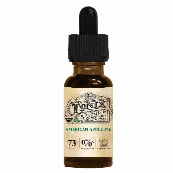 Tonix - American Apple Pie E-liquid