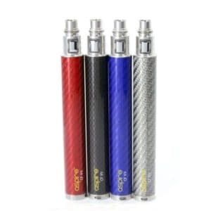 ASPIRE CARBON FIBRE VV 650MAH BATTERY