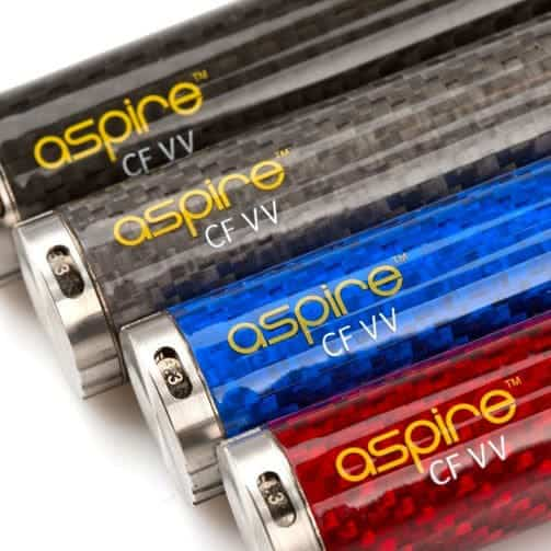 Aspire CF VV 1600 mAh Battery 2