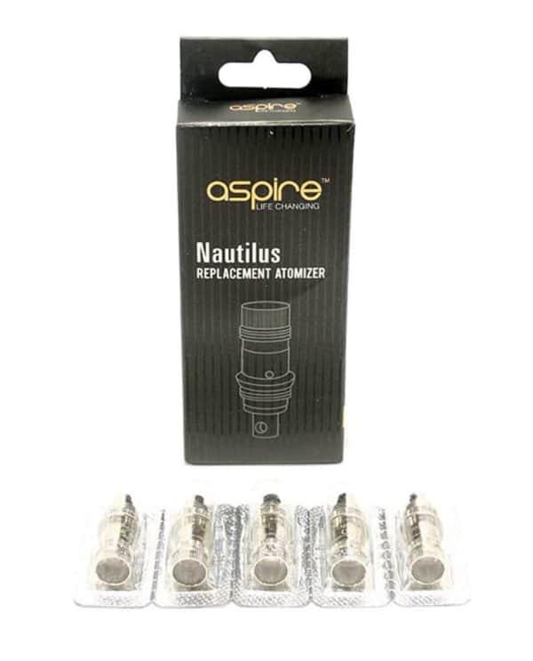 Aspire Nautilus BVC Atomizer Head Coils 5 pack 3