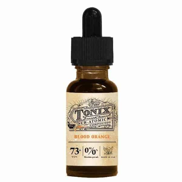 Tonix - Blood Orange E-liquid