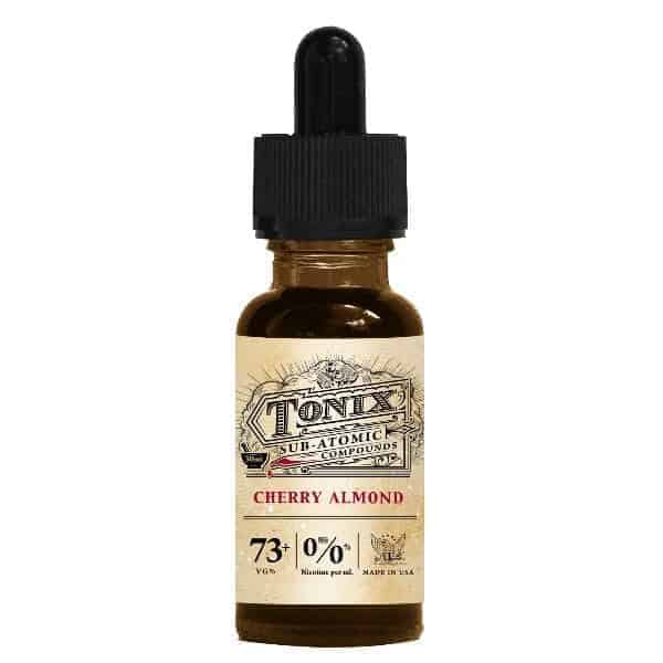 Tonix - Cherry Almond E-liquid