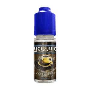 Lucid Juice - Coffee Shop Tobacco E-liquid