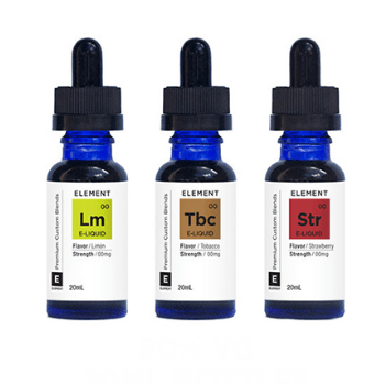 Any 3 Mix and Match Element Dripper E-liquids