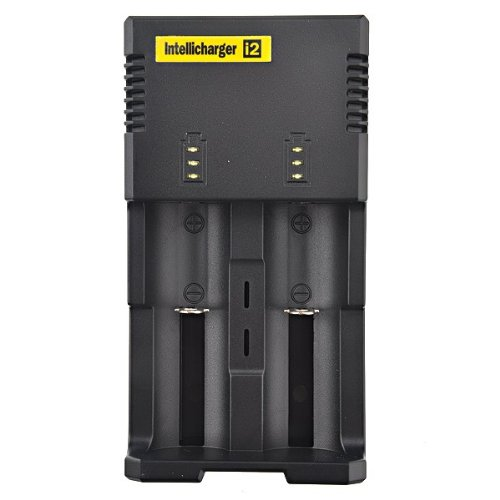 NiteCore i2 Battery Charger 18350 18650 1