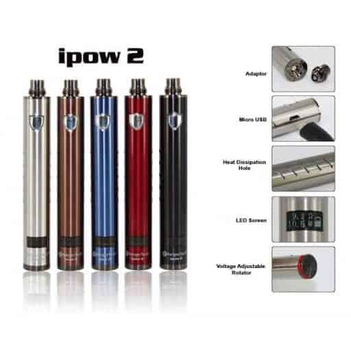 Kanger iPow 2 1600mAh Battery 5