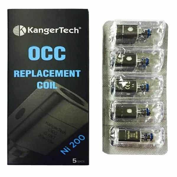 KANGER SUBTANK OCC TEMPERATURE SENSING COILS