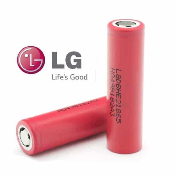 LG 35A 2500mAh HE2 IMR Battery 2