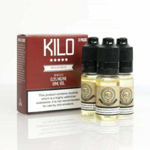 Kilo Mixed Fruit E-liquid 3 x 10ML