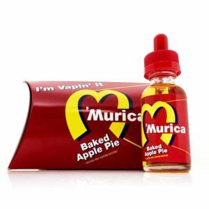 Murica - Baked Apple Pie E-liquid
