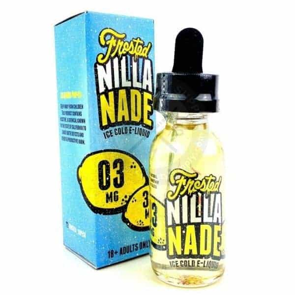 Frosted Vape Co - Frosted Nilla Nade E-liquid