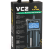 Xtar VC2 Dual Bay Battery Charger & Tester 7