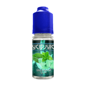 Lucid Juice - Spearmint Gum E-liquid