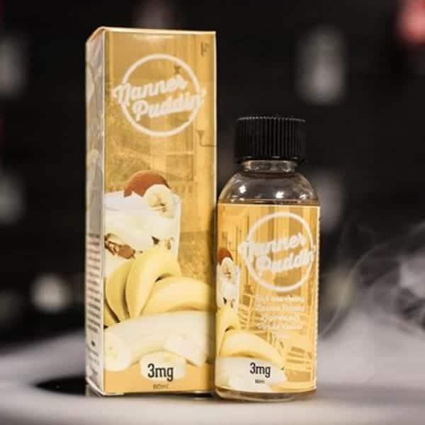 Drip Forge - Nanner Pudding E-liquid