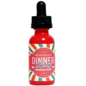 Dinner Lady - Strawberry Custard E-liquid