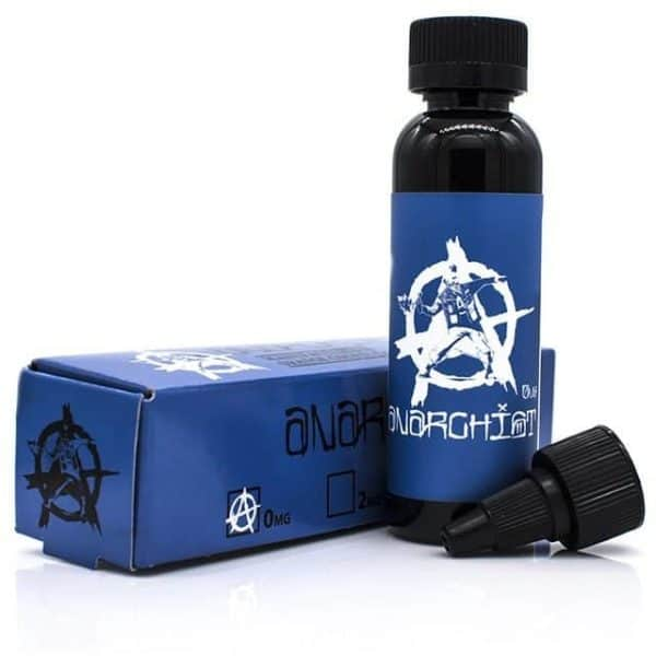 Anarchist Juice - Blue E-liquid