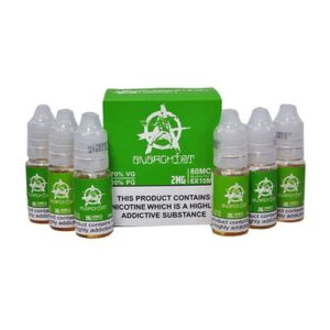 Anarchist Juice - Green E-liquid