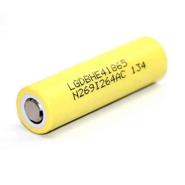 LG HE4 2500mAh Battery