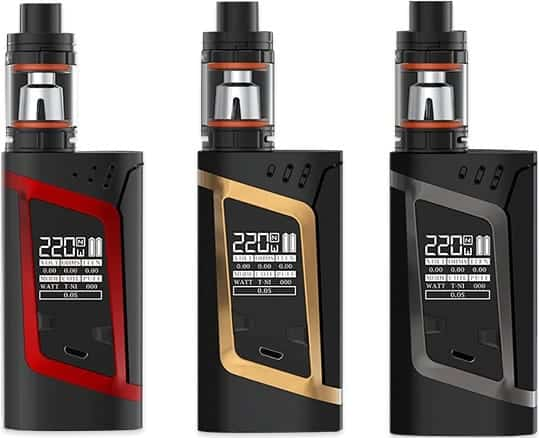Smok Alien 220w Tc Kit Nextdayvapes Co Uk