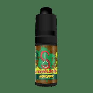 The Steepologist - The Master Baker E-liquid 4 X 10ML
