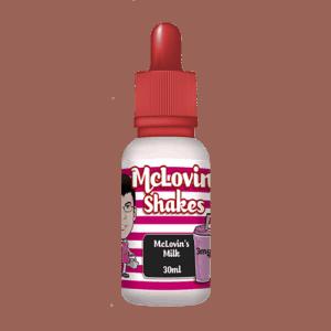 MCLOVIN SHAKES – MCLOVINS MILK