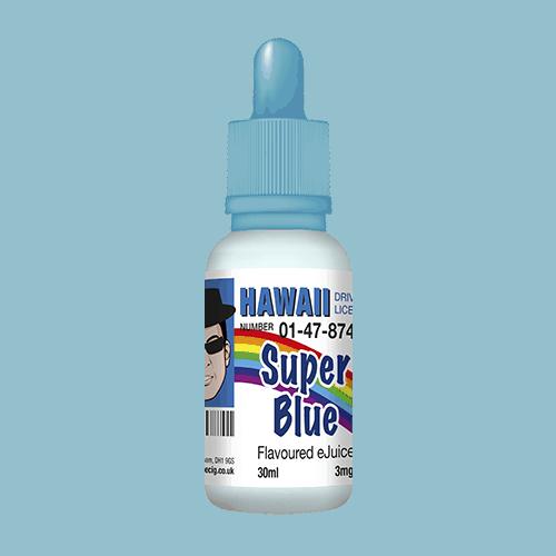 MCLOVIN CLOUDS – SUPER BLUE
