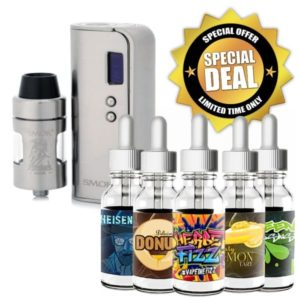 SMOK OSUB 40w - Juice Bundle