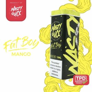 Nasty Juice - Fat Boy E-liquid (10ml)