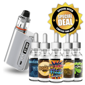 SMOK OSUB PLUS 80w - Juice Bundle