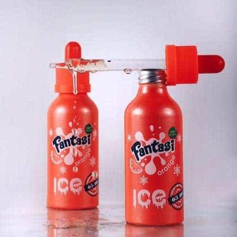 Fantasi Orange Ice