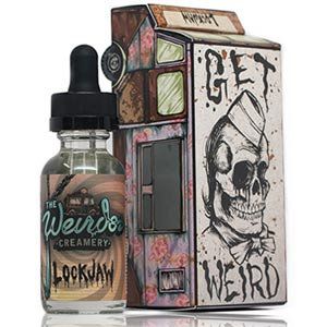 Weirdos Creamery - LockJaw E-liquid