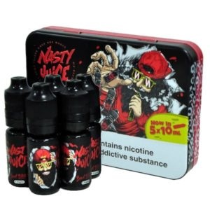 Nasty Juice - Bad Blood E-liquid
