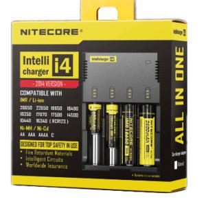 Nitecore Intellicharge I4 V2