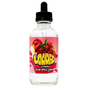 Cran Apple E-liquid by Loaded