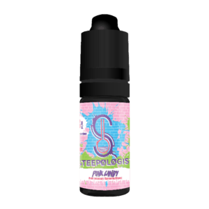The Steepologist - Pink Candy E-liquid 4 X 10ML