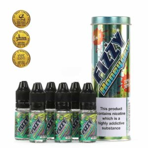 MOHAWK & CO FIZZY HONEYDEW 6 X 10ML