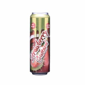 MOHAWK & CO STRAWBERRY CUSTARD 55ML