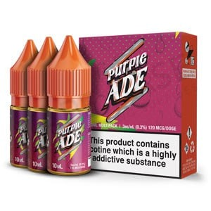 Purple ADE E-liquid