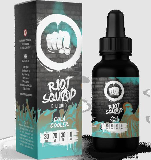 Riot Squad - Cola Cooler