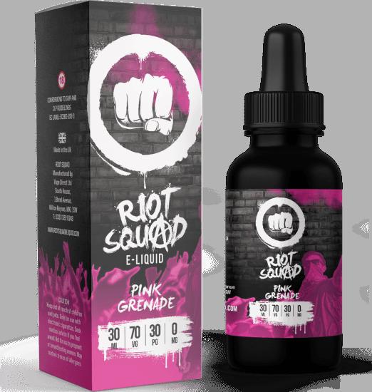 Riot Squad - Pink Grenade