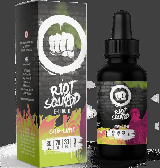 Riot Squad - Sub Lime