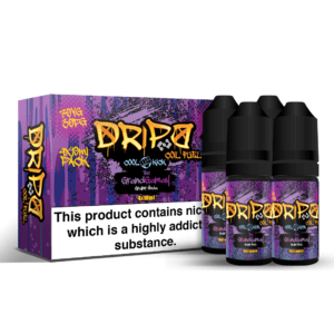 The Grand Gamay E-liquid - Dripd Coil Fuel